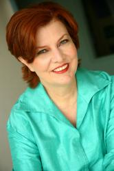 Author Angela Hunt