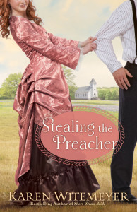 Stealing the Preacher Cover