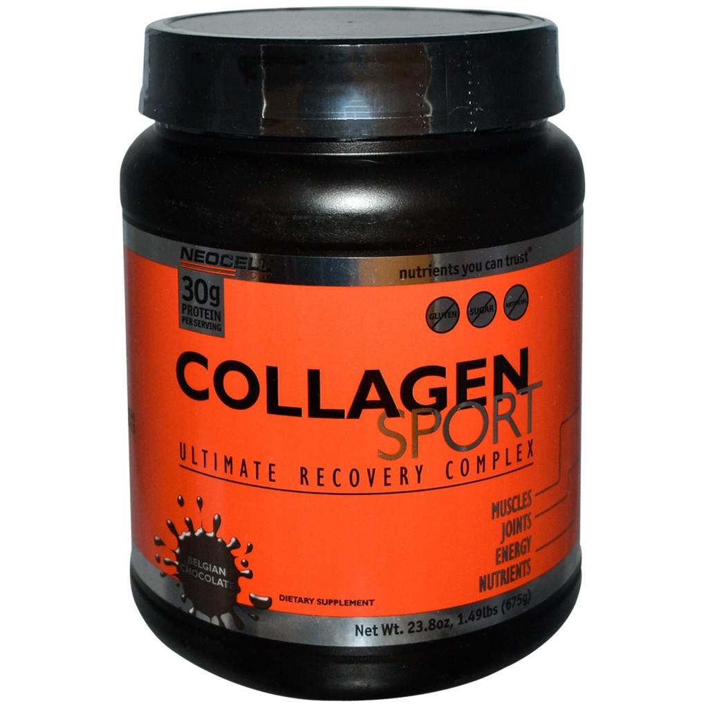 collagen sport