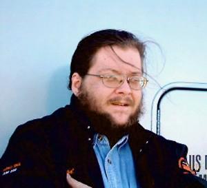 Joshua Simpson Author