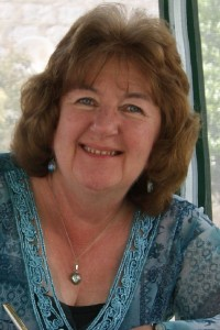 Nancy Jardine Author
