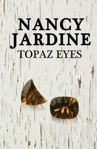 Topaz Eyes Cover