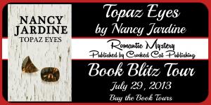 Topaz Eyes Tour Banner