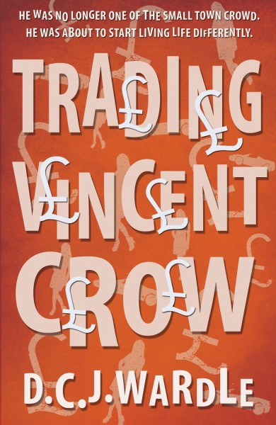 Trading Vincent Crow Cover