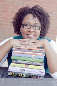 Michelle Stimpson Author