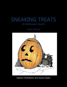 Sneaking Treats Cover