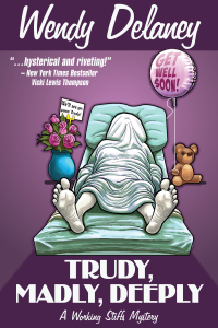 Trudy Madly Cover