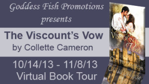 The Viscount's Vow Banner