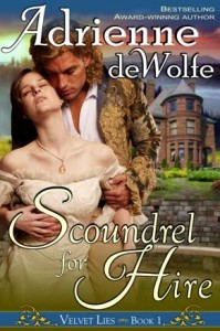 Scoundrel for Hire Cover