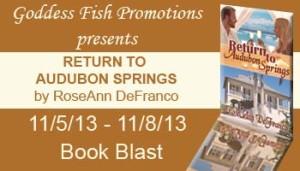 Return to Audubon Springs Banner