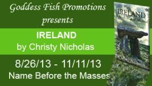 Mythical Ireland Banner