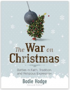 War on Christmas Cover