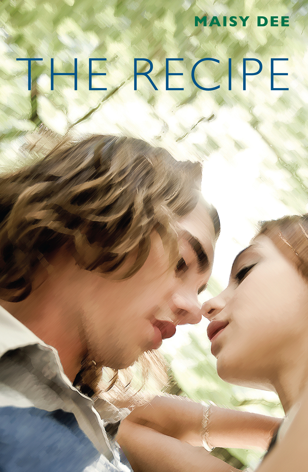 The Recipe Cover