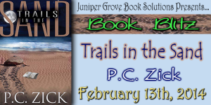 Trails in the Sand Banner
