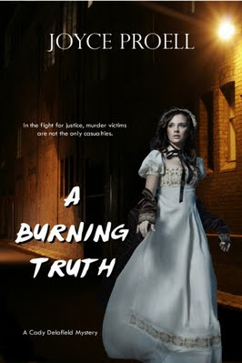 a burning truth cover