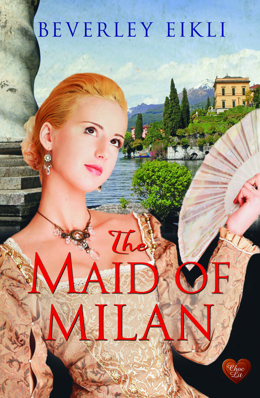 Maid of Milan Cover