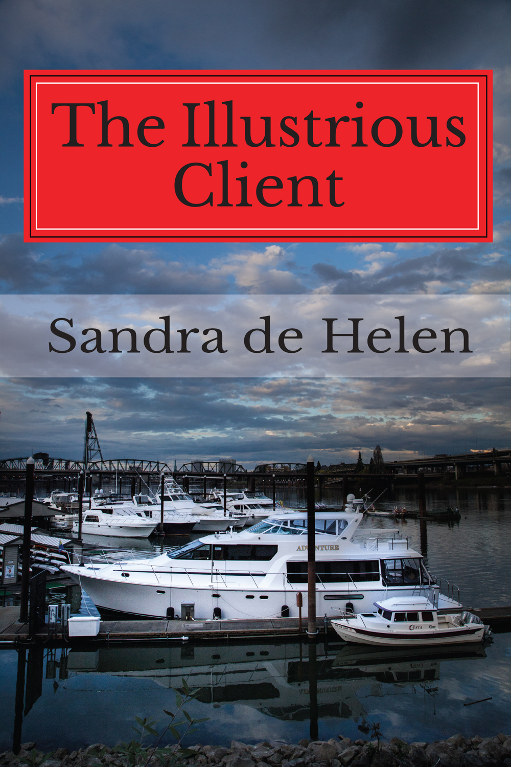 The Illustrious Client Cover