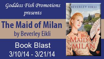 Maid of Milan Banner