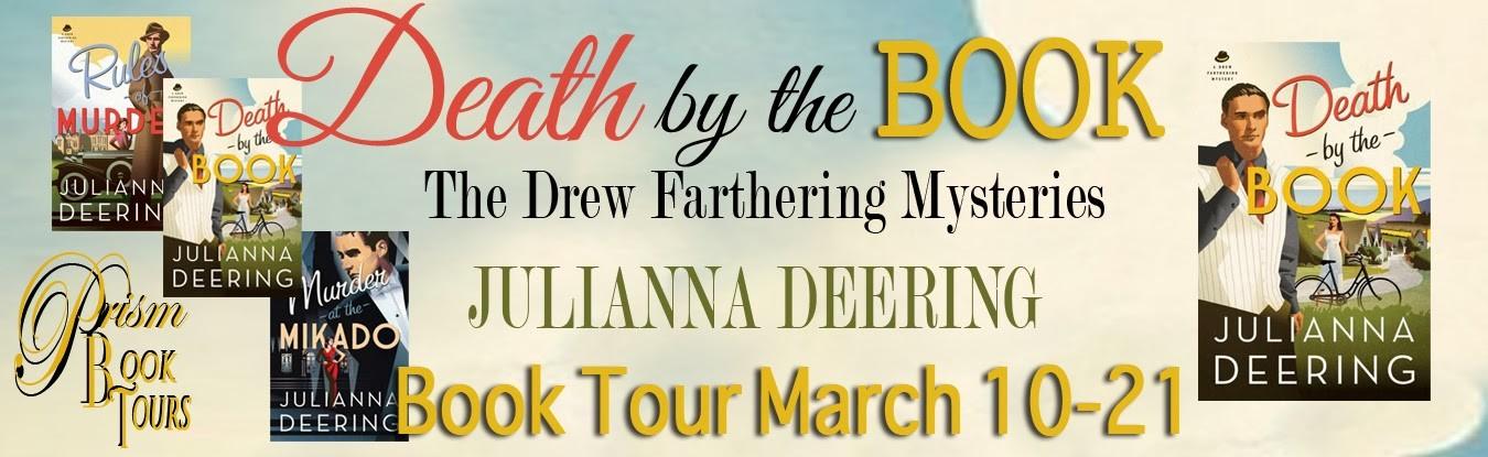 death by book banner