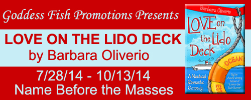 Love on the Lido Deck Banner