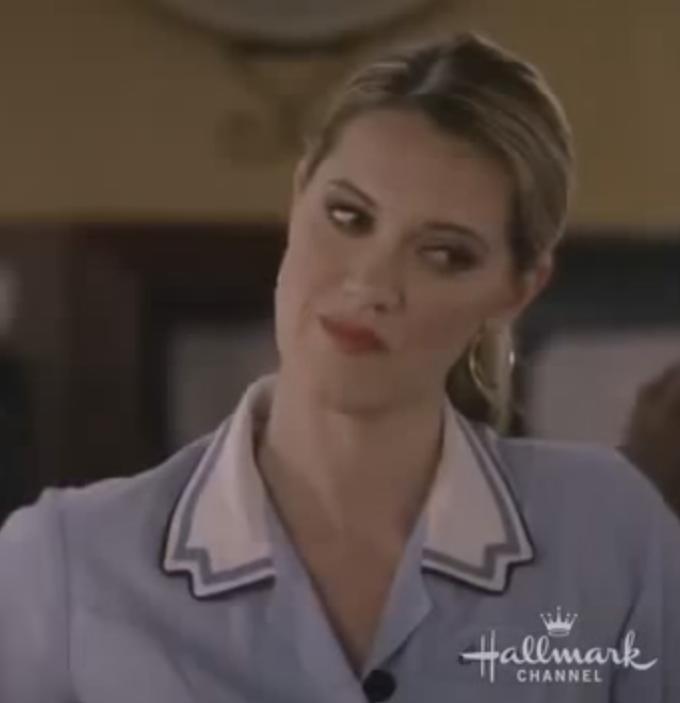 Heather Doerksen as Casey