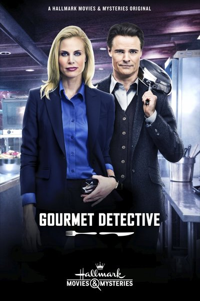 GOURMET DETECTIVE - Dylan Neal stars as a culinary whiz who uses his mastery of food, drink and cooking to solve crimes of the culinary world.  Whether it's the theft of a valuable recipe or a suspicious murder in the middle of a five-star restaurant, his insight, skills and encyclopedic knowledge of all things edible always lead him to the culprit.