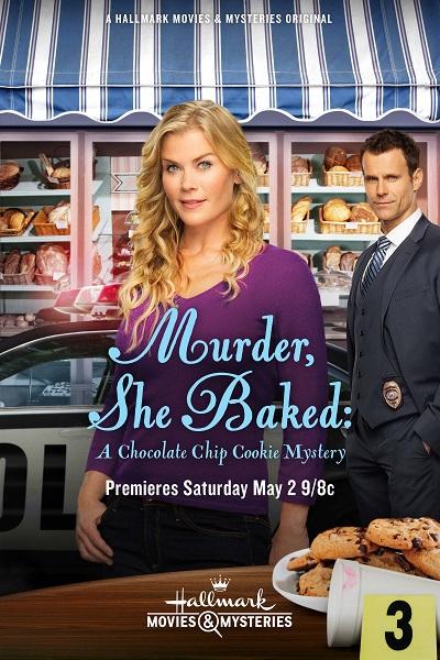 murder she baked promo