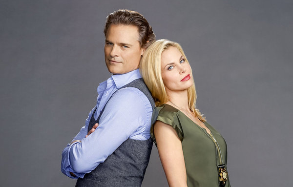 Dylan Neal & Brooke Burns