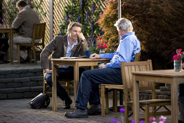 Dylan Neal as Jack & Bruce Boxleitner as Bob