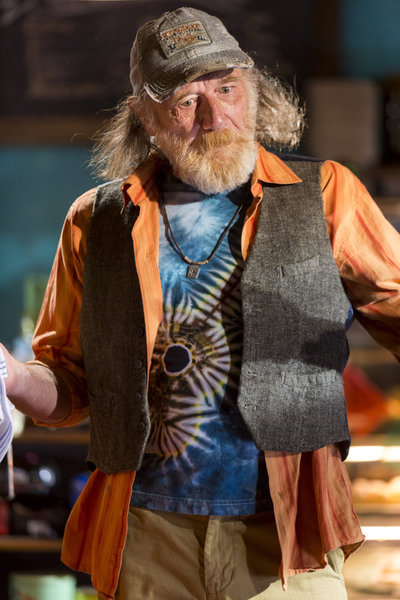 "Timothy Webber as ""Moon"""