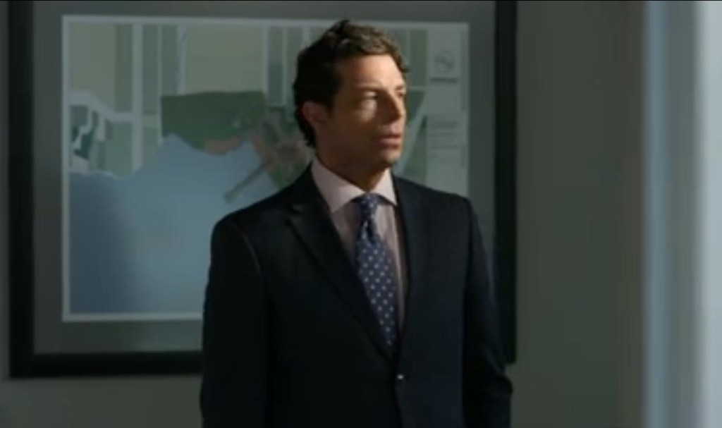 Brennan Elliott as Warren Saget