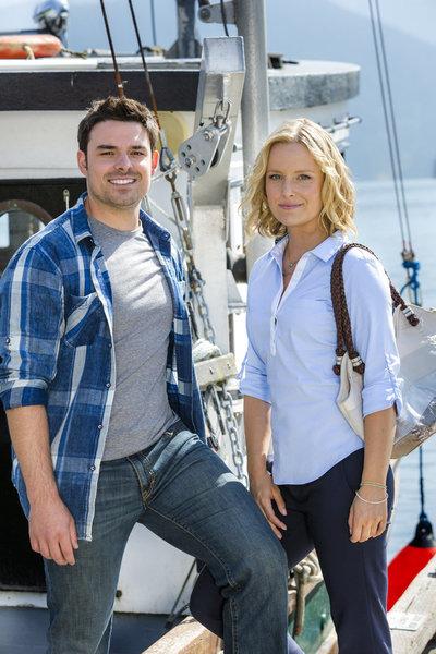 Jesse Hutch (Luke), Sarah Smyth (Justine)