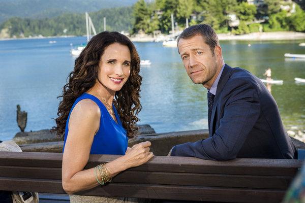 Andie MacDowell (Olivia), Colin Ferguson (Paul)