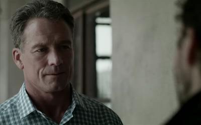 Rick Ravanello as Aaron