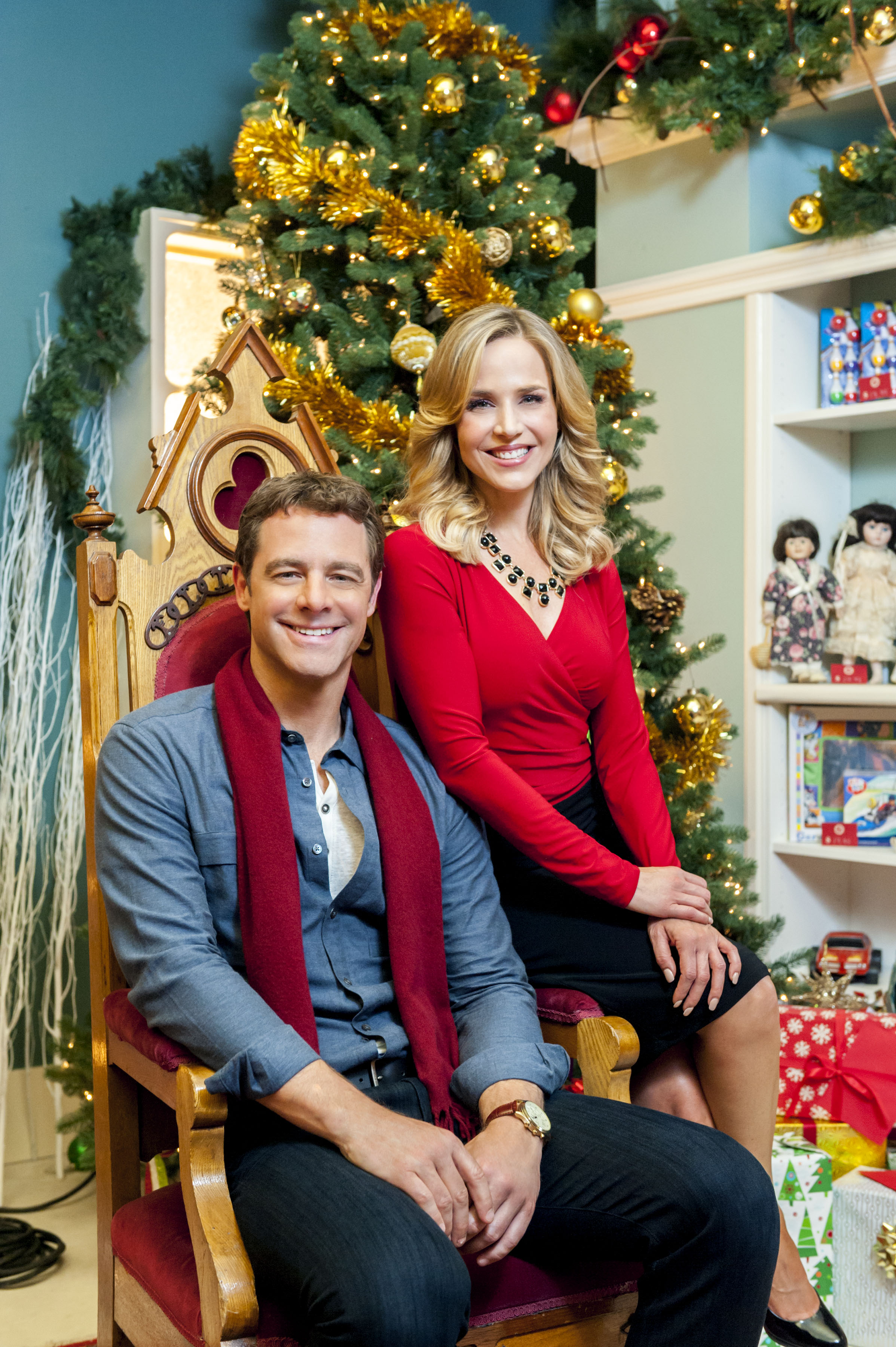 "My Devotional Thoughts | ""Charming Christmas"" Hallmark Movie Review"