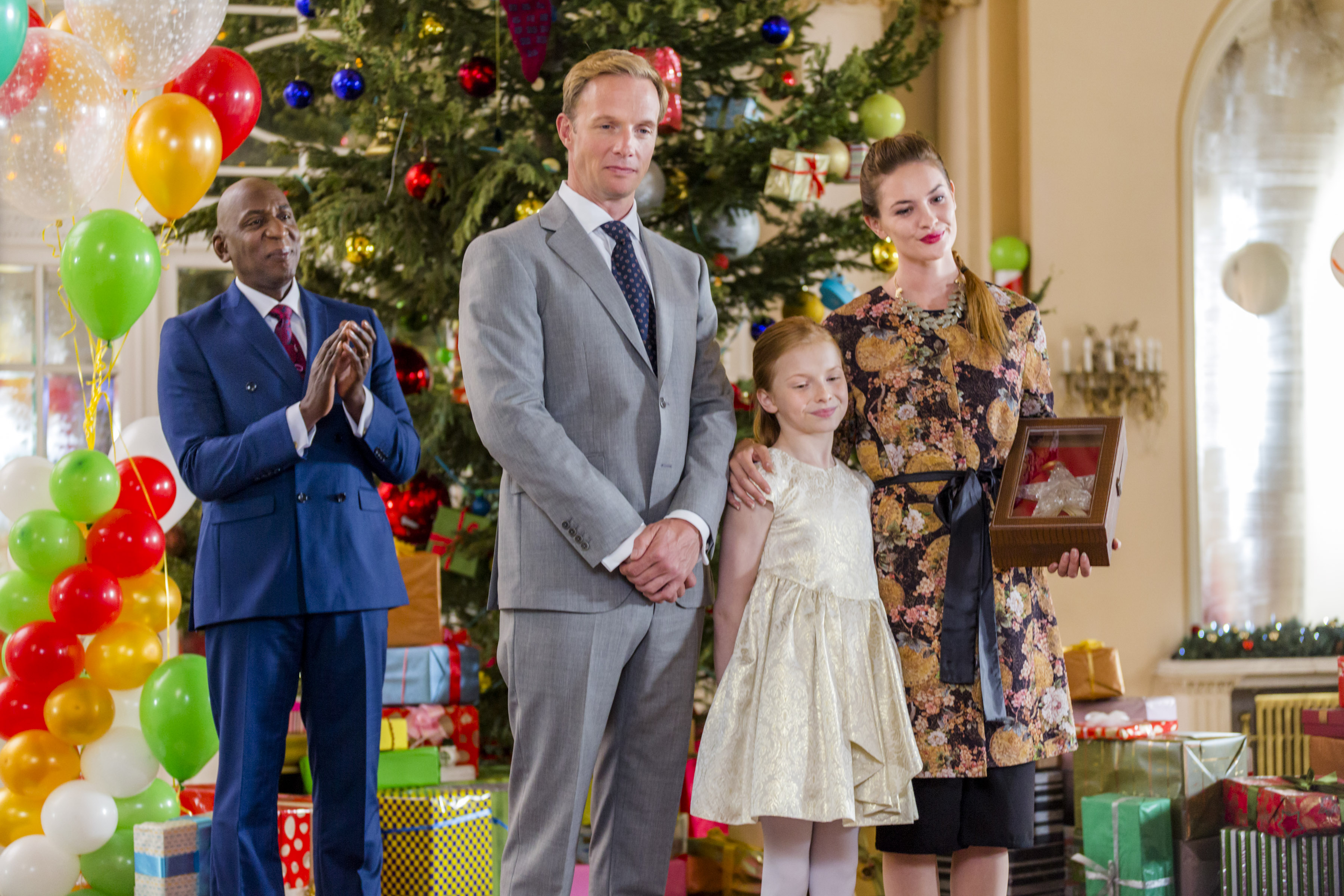 "My Devotional Thoughts | ""Crown For Christmas"" Hallmark Movie Review"