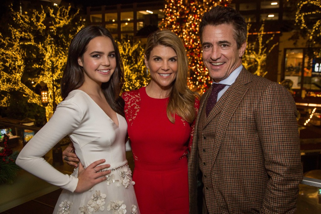 "Hallmark Channel's screening for ""Northpole: Open For Christmas,"" premiering Saturday, November 21 on Hallmark Channel, part of the network's widely popular Countdown to Christmas programming event. This year the network rolls out 17 original movie premieres in November and December. Photo: Bailee Madison, Lori Loughlin, Dermot Mulroney Credit: Copyright 2015 Crown Media United States, LLC/Photographer: jeremy lee/Alexx Henry Studios, LLC"