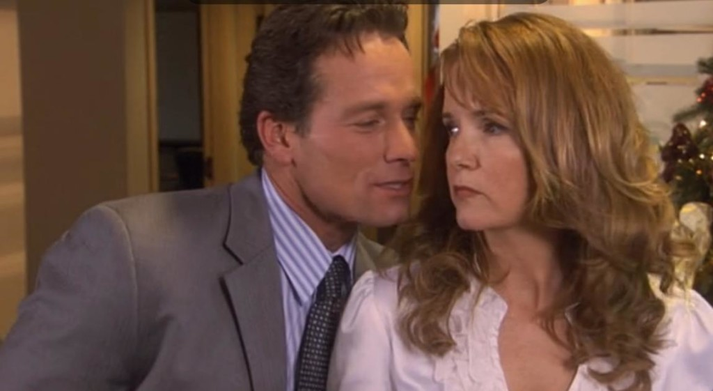 Rick Ravanello as Jake & Lea Thompson as Sophie
