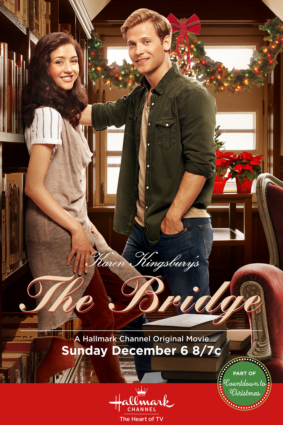 "... | Karen Kingsbury's ""The Bridge"" Part 1 Hallmark Movie Review"