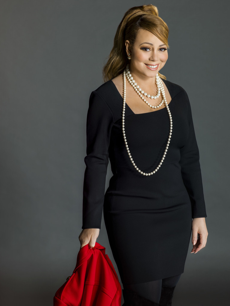 Mariah Carey Credit: Copyright 2015 Crown Media United States, LLC/Photographer: Nino Munoz