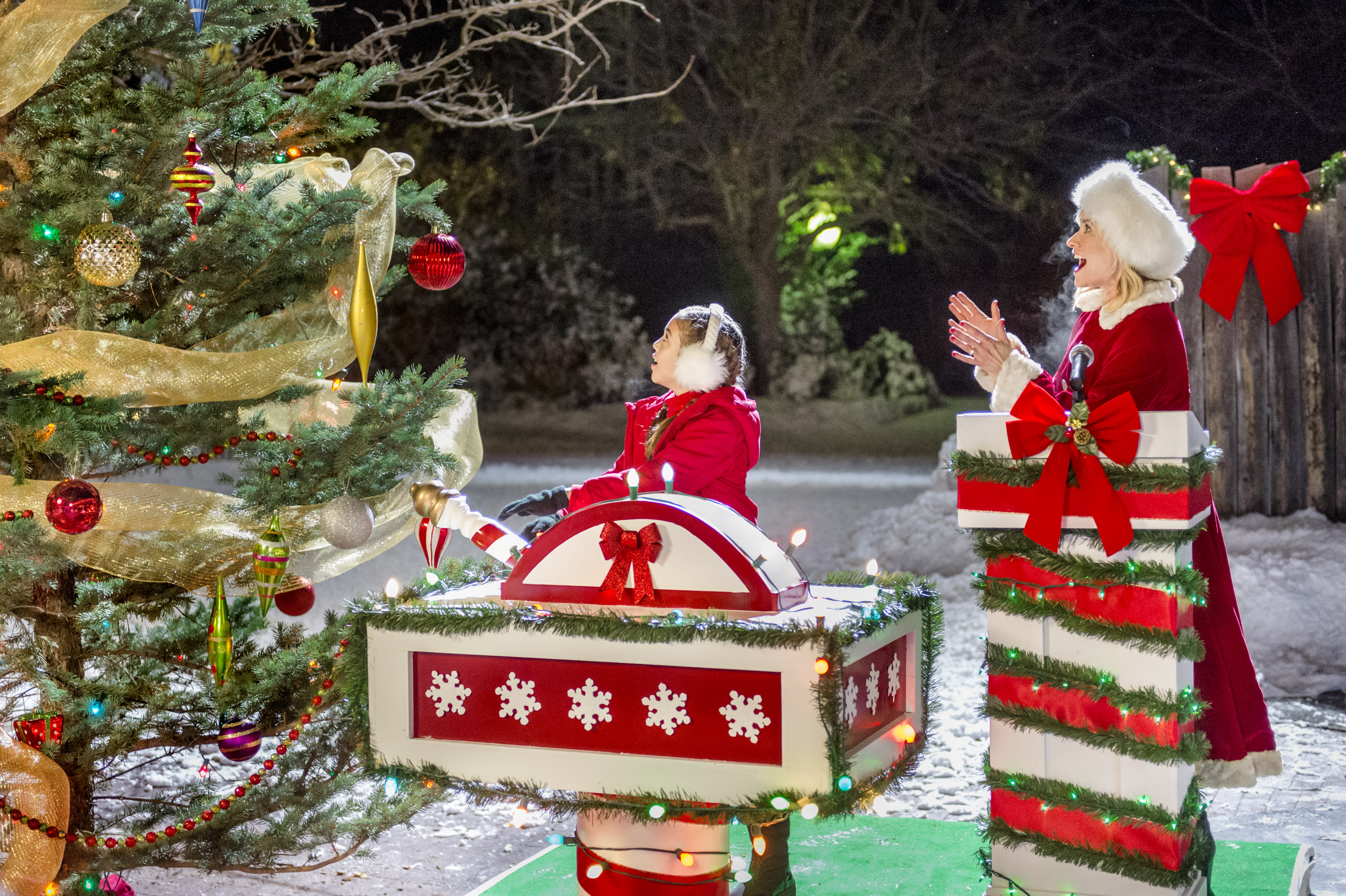 """My Devotional Thoughts   """"Christmas Land"""" Hallmark Movie Review"""