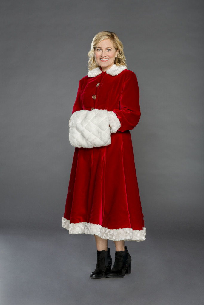 Maureen McCormick Credit: Copyright 2015 Crown Media United States, LLC/Photographer: Michael Larsen