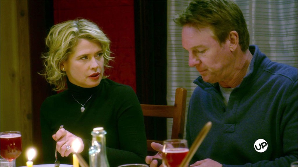 Kristy Swanson as Judith Montgomery, Chris Potter as Charles Montgomery
