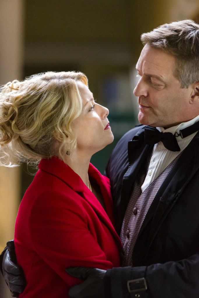 Barbara Niven (Delores), Roark Critchlow (Douglas) Credit: Copyright 2015 Crown Media United States LLC/Photographer: Bettina Strauss