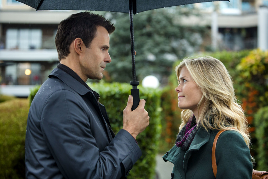 Cameron Mathison, Alison Sweeney Credit: Copyright 2015 Crown Media United States LLC/Photographer: Bettina Strauss