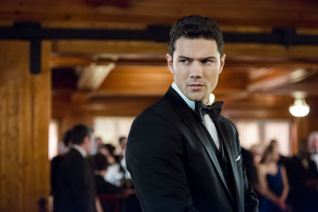 Ryan Paevey Credit: Copyright 2015 Crown Media United States, LLC/Photographer: Bettina Strauss