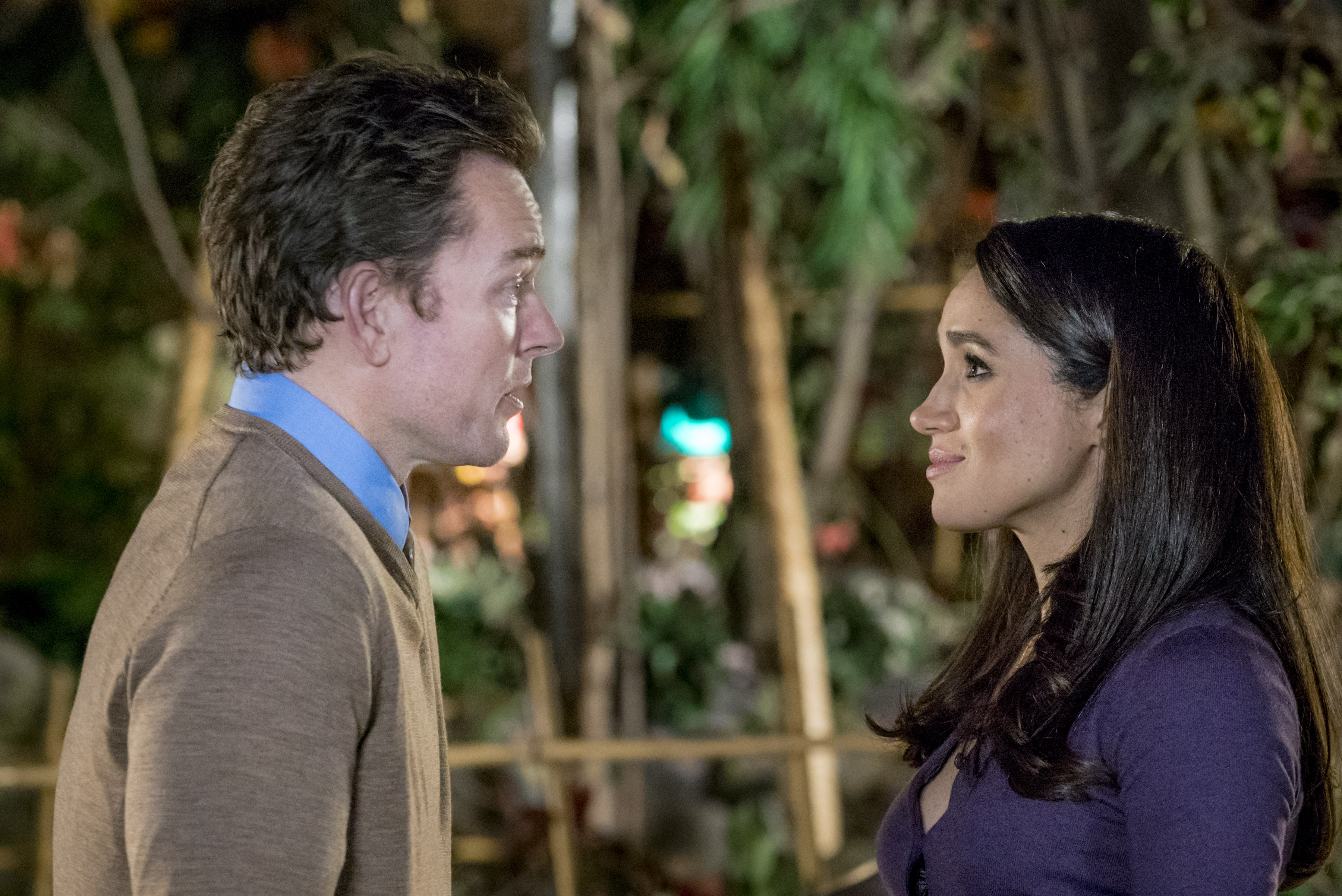 My Devotional Thoughts      Dater     s Handbook    Hallmark Movie Review My Devotional Thoughts Jonathan Scarfe  Meghan Markle Credit  Copyright      Crown Media United States  LLC