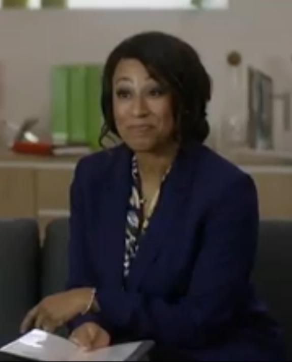 Brenda Crichlow as Lauren Post