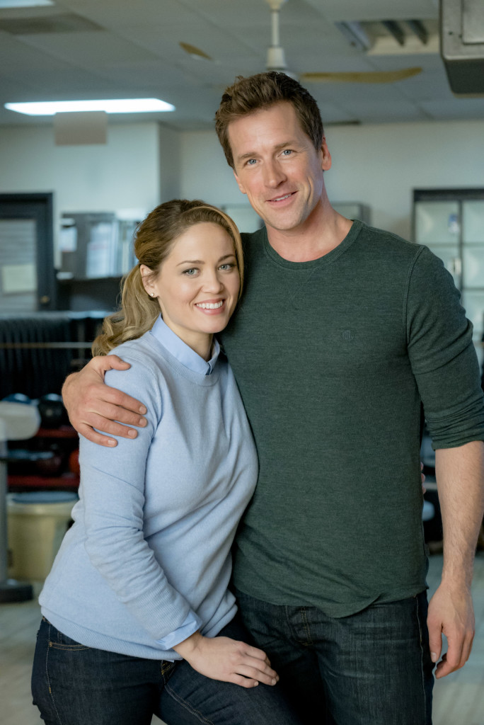Erika Christensen, Paul Greene Credit: Copyright 2016 Crown Media United States, LLC/Photographer: Liane Hentscher