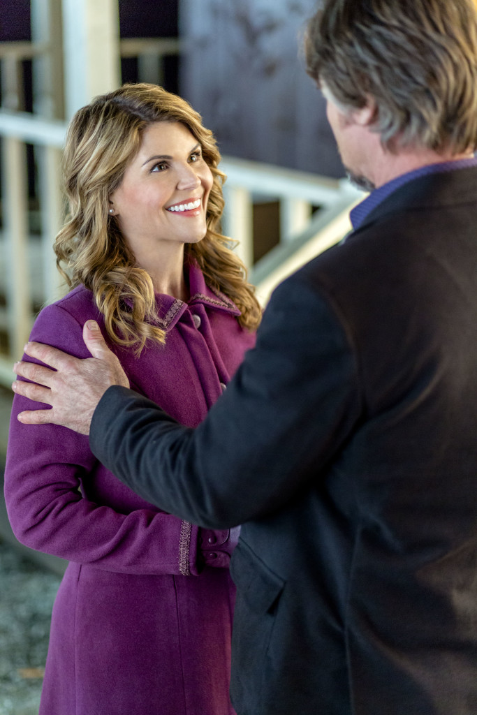 Lori Loughlin, Mark Humphrey Credit: Copyright 2016 Crown Media United States, LLC/Photographer: Eike Schroter